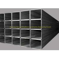 Cheap Cold Rolled Square Galvanized Tubing For Steel Structure Buildings for sale