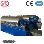 Scroll Discharge Continuous Titanium Solid Liquid Separation Centrifuge Manufactures
