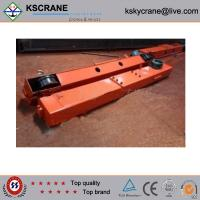 Cheap High Performance 3ton End Truck For Overhead Crane for sale