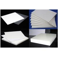 China Advertising Durable 19mm PVC Sheet , Celuka Extrusion Recycled PVC Sheet on sale