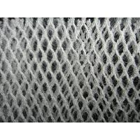 100 Polyester Stretch 3D Mesh Fabric For Cushion / Sport Shoes , Warp Knitted Manufactures