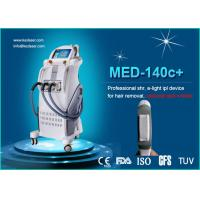 Cheap OPT Painless Fast Permanent IPL SHR Hair Removal Machine 650-950nm for sale