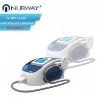 Cheap high power professional permanent unhairing 808nm diode laser hair removal machine for sale