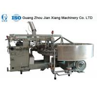 Cheap Gas Power Automatic Egg Roll Making Machine Field Installation Machine For Ice Cream Cone for sale