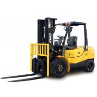 Cheap 2 ton small forklift , diesel forklift truck with 3-stage mast for sale