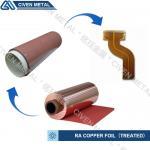 Cheap High Flexibility 25UM / 35UM / 50UM RA Copper Foil For Fine Circuit FPC for sale