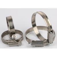 12mm 316 Stainless Steel Hose Clamps Without Welded Housing Design