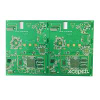 Quality Mini Pad 4 Layer Multilayer Pcb Manufacturing Proces Circuit Board With Impedance Control wholesale