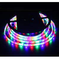 RGB with IC Low Voltage Led Strip Light  30 LED / M Super Bright 7.2W /  M For  Steps Manufactures