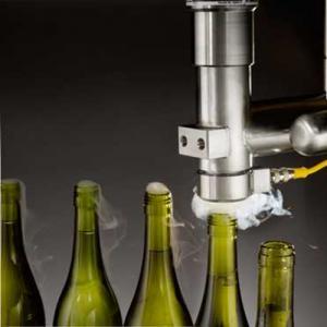 Cheap Ce Bottles SS304 Nitrogen Injection Machine for sale