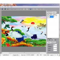China PSDTO3D Lenticular Software Designing 3d lenticular graphic software for Lenticular Print and Interlacing for Lenses on sale