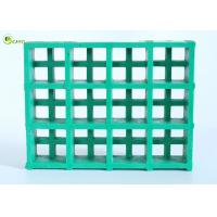 China Rectangle Livestock FRP Gully Grating High Strength Paver Drain Manhole Cap on sale