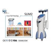 Cheap Four Handles Work Together Coolsculpting Cryolipolysis Machine For Cellulite Removal for sale