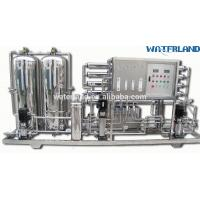 China SS Reverse Osmosis Water Purifier System , Industrial Water Purification Equipment on sale