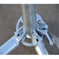 Buy cheap Steel Building Airport 60.3*3.25 Ring Lock Scaffolding Parts from wholesalers