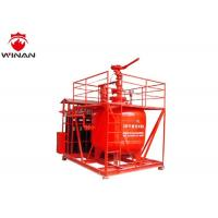 Cheap Fire Extinguisher Gas Dry Powder Fire Suppression Systems 500kg 750kg 1000kg for sale