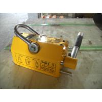 Cheap Yellow Magnetic Lifting Equipment 600lbs , 3.5 Times Overload for sale