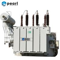 Cheap Compact Structure High Voltage Power Transformer Base On 110 Kv And 220 Kv for sale