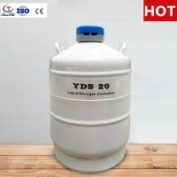 Cheap TIANCHI Liquid Nitrogen Tank 20L Chemical Storage Container Price for sale