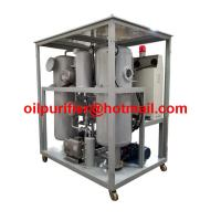 Cheap Dielectric Transformer Oil Recycling System,Old Transformer Oil Regeneration Machine,substation transformer oil purifier for sale