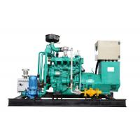 50kW 62.5kVA Electric Biogas Operated Generator With Ricardo Engine