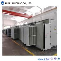 Cheap Padmounted transformer used for power supply of end user and grid for sale