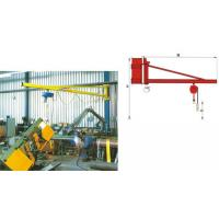Cheap BZ3t Light Duty Wall Mounted Slewing Jib Cranes for Plant Room Maintenance for sale