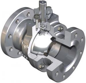 Cheap Q41F fluorine plastic lining ball valve for sale
