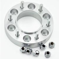 """Cheap Hubcentric Type Car Wheel Spacers 2"""" Thick 6x5.5 To 6x5.5 Car Wheel Parts for sale"""