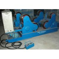 Wireless 2.2kw Pipe Welding Rollers for Cylinder Welding With 20T Loading