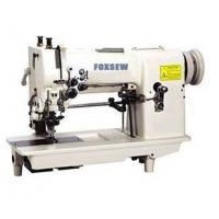 Cheap Double Needle Hemstitch Picoting Sewing Machine with Puller and Cutter FX1725 for sale