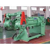 Quality Hardened gear box Strainer Extruder Rubber Processing Machine , Filter Making Machines for sale