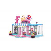 Cheap 453 Pcs City Girl Plastic Building Blocks Educational Toys Age 6 Lego Style for sale