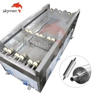 Cheap REACH Anilox Roller Cleaning Equipment SUS304 40Khz Ink Ultrasonic Cleaner for sale