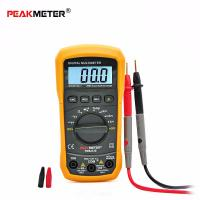 Cheap Frequency Test Auto Range Digital Multimeter 140mm × 67mm × 30mm High Safety Standard for sale