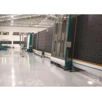 Low Noise Insulating Glass Production Line Glass Processing Equipment With Gas Filling