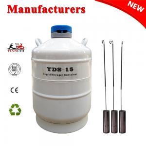 Cheap TIANCHI liquid nitrogen storage tank 15L in Nepal for sale
