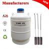 Buy cheap TIANCHI liquid nitrogen storage tank 15L in Nepal from wholesalers