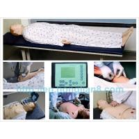 Cheap Advanced Adult Full-body Male Nursing Model with ECG , Auscultation Sound , CPR , BP for sale