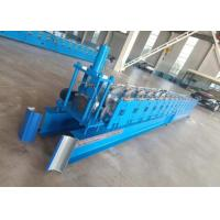 Cheap Hydraulic Mold Cutting Gutter Roll Forming Machinery Main Power 4KW for sale