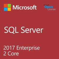 Cheap Industry Leading 2017 SQL Server Core License , Two Core Sql Server Enterprise License for sale