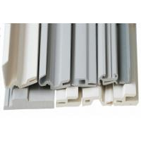 Cheap Plastic Frame Rubber Door Seals PP / ABS For Railway Container for sale