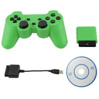 3 in 1 Wireless For PS2/ PS3/PC Game Controller 2.4G Wireless For PS2/ PS3/PC Gamepad Dualshock