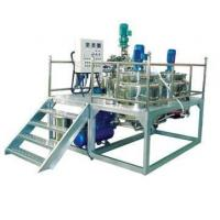 Shampoo Production Equipments