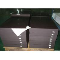 3 - 4Mpa Commercial Grade Industrial Rubber Sheet , Neoprene Rubber Sheet Manufactures