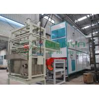 Quality Pulp Moulded Products Egg Tray Production Line ,  Pulp Moulding Machine wholesale