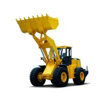 Cheap 5000KG LW500E Earthmoving Machinery Wheel Loader With double pump interflow for sale
