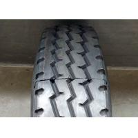 Cheap Black Color Truck Bus Radial Tyres Triple Zigzag Grooves Anti Sideslip for sale