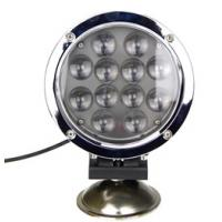 Cheap High Low Beam 45W 7 Inch Square LED Work Light For Tractor 60 / 30 Degree Beam for sale