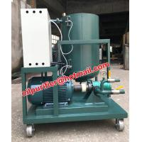 Cheap Hydraulic Oil Flushing System, Oil Filtration device, Dirty Lubricant Gear hydraulic Oil Flushing Unit with Plunger pump for sale